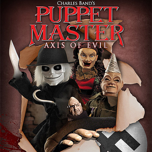 Behind the Scenes: Axis of Evil (Puppet Master 9)