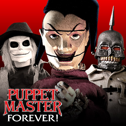 Charles Band announces: Puppet Master 10!