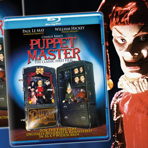 Puppet Master Remastered