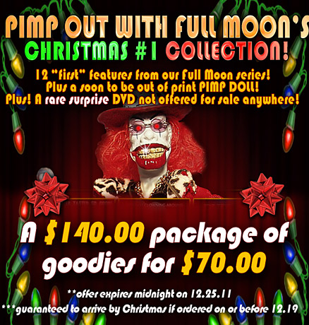 Our Christmas Sale Starts Now! FullMoonDirect.com