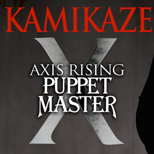 Kamikaze REVEALED! New character for Puppet Master X: Axis Rising