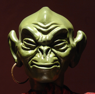 Homunculus from Puppet Master 2! Replica NOW available.