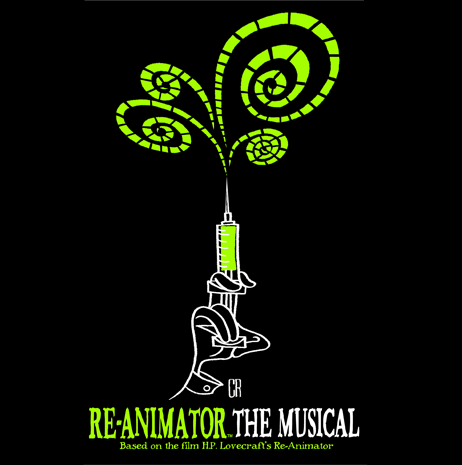 Re-animator: The Musical Gets Re-animated!