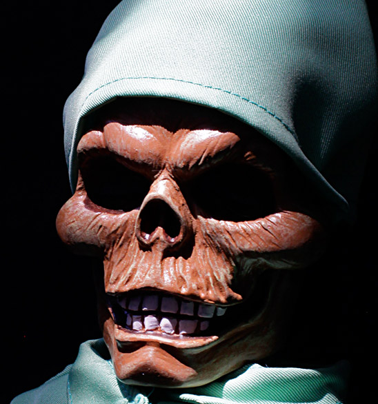 Retro Puppet Master Replica release: Dr. Death! June 13th. Pics revealed