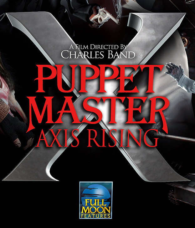 Art Revealed! Axis Rising: Puppet Master X, plus PMX Executive Producers