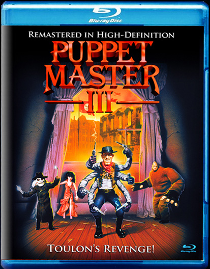 Puppet Master 2 and 3 Remastered Trailers debut! Coming to Blu-ray &#038; DVD
