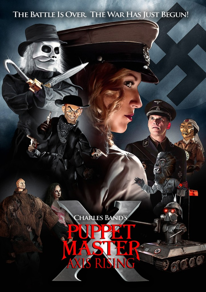 Puppet Master X: Axis Rising, trailer 2012, the 10th Film in the Classic Horror series