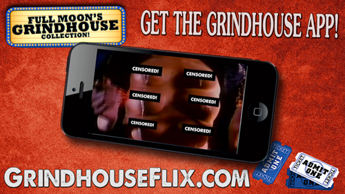 GrindhouseFlix Launches for iTunes and Google Play!  Win a trip to L.A.!