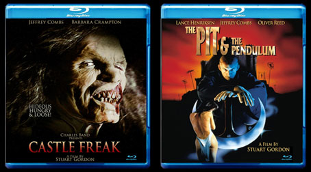 Two Stuart Gordon Classics Now on Blu-ray!