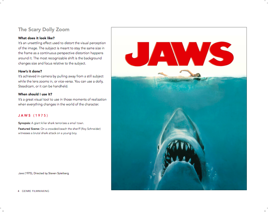 techniques used in the film jaws Jaws (1975) reference view imdb great white sharks cannot move backwards once their gills are under water, as seen towards the end of the film.